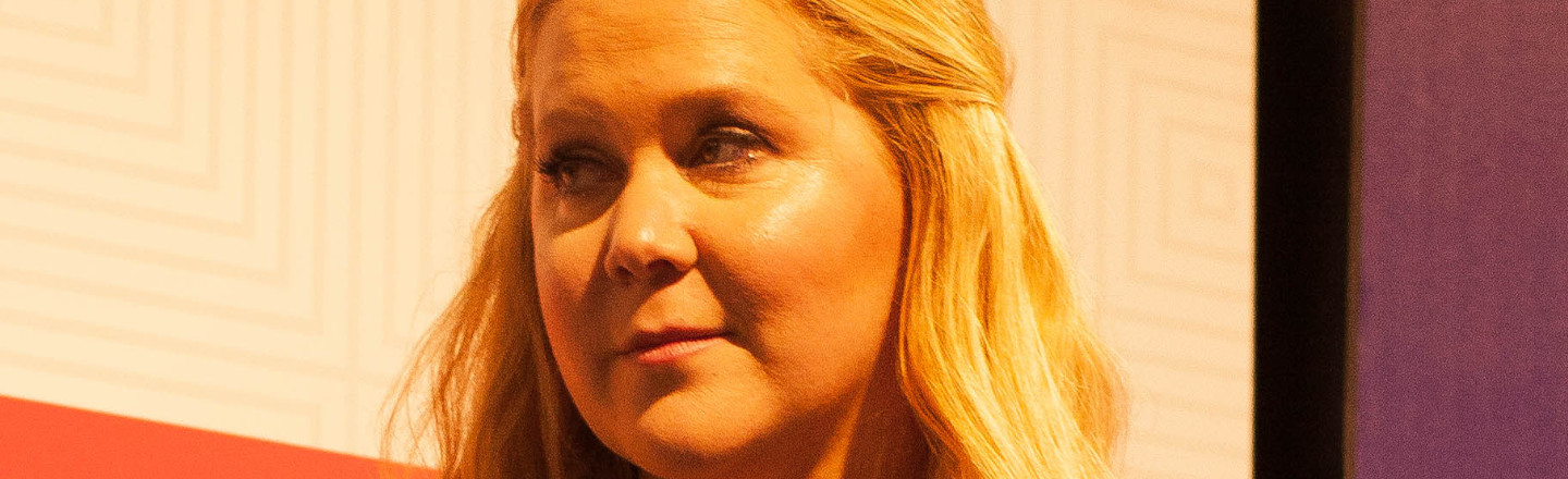 Amy Schumer's Baby's Name Was Accidentally A Great Joke