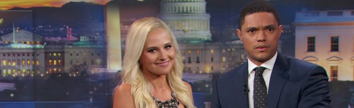 The Truth About That Conservative Lady On The Daily Show