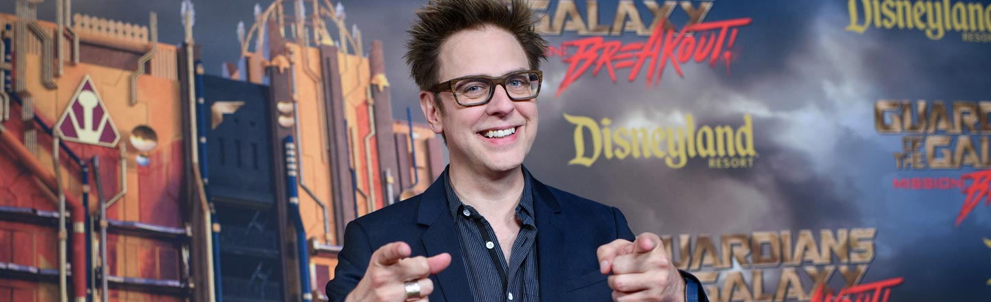 The Real Lesson of James Gunn Coming Back To 'Guardians 3'