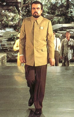 Presumably, his fashion mentor, Kim Jong-il, was one of those who were spared.