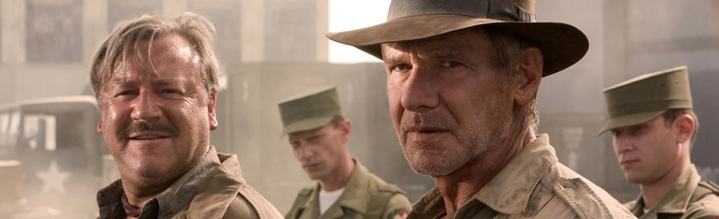 'Indiana Jones 5' Sounds Like A Total Trainwreck