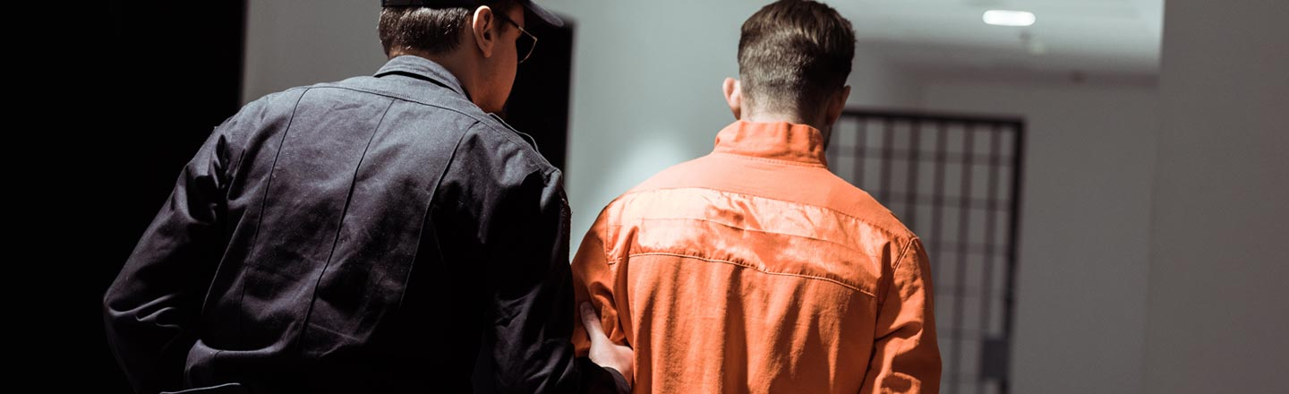 Scientists Will Zap Prisoners' Brains To Make Them Behave