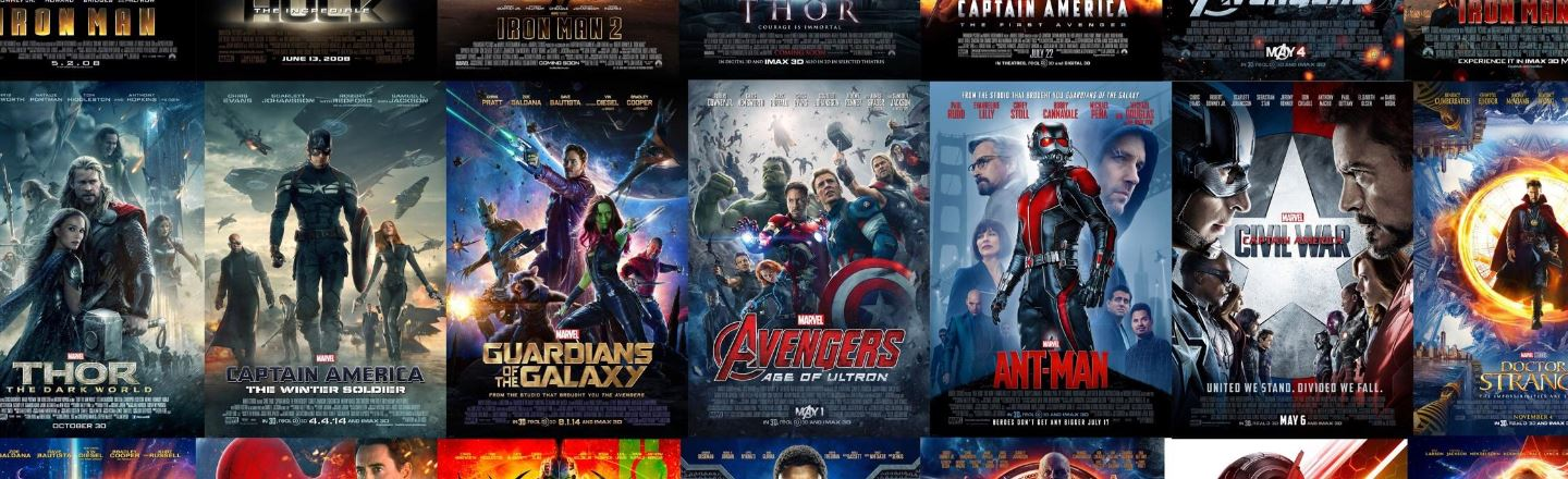 An Amazing Fan Created A Chronological List of Every Scene In The MCU