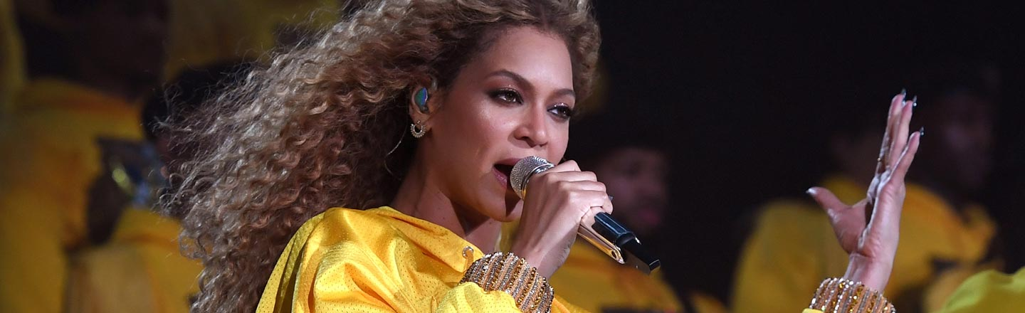 Twitter Creates The Hardest RPG Ever Made: Survive Beyonce