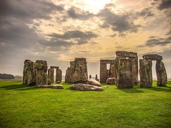 5 Crazypants Scientific Discoveries (Happening Right Now) - Stonehenge on a cloudy day