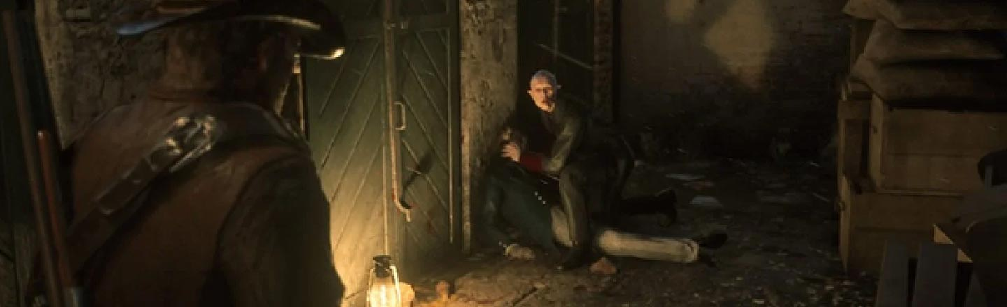 5 Creepy Moments You Missed In Classic Games