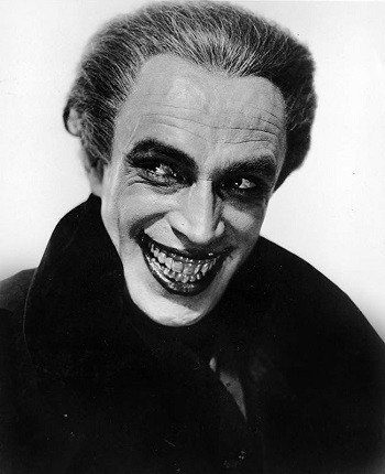 The Early Obstacles On Joker's Path To Comic Icon | The Man Who Laughs Joker inspiration