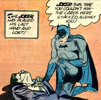 The Early Obstacles On Joker's Path To Comic Icon | Joker's death in first Batman comic appearance