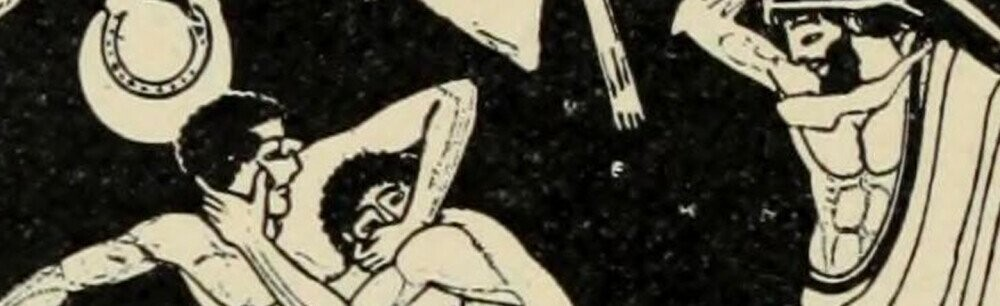 Ancient Greeks Had The Most Brutal Olympic Combat Sport Imaginable