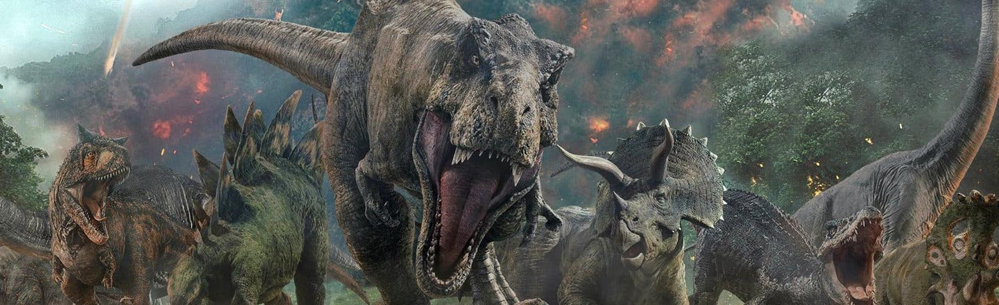 Jurassic World 3 To Bring Back The Jurassic Park Cast, Oh No