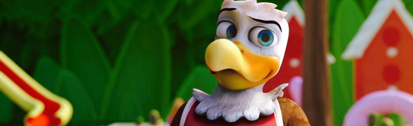 7 Horrible Things You Won't Believe Have Cartoon Mascots
