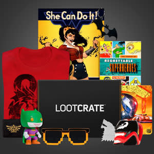 Want some stuff we shoplifted from ThinkGeek?