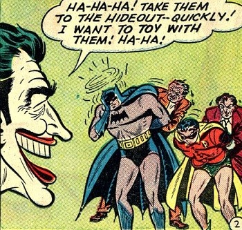 The Early Obstacles On Joker's Path To Comic Icon | Goofy '50s Joker