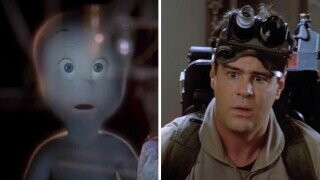 The Horrifying Reality Of 'Casper's Forgotten 'Ghostbusters' Cameo