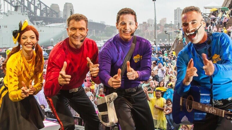 The Wiggles Were