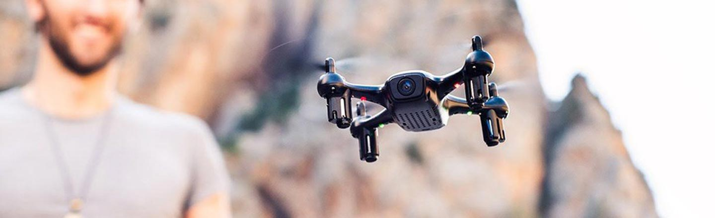 Get An Early Start On Holiday Shopping With These 5 Drones