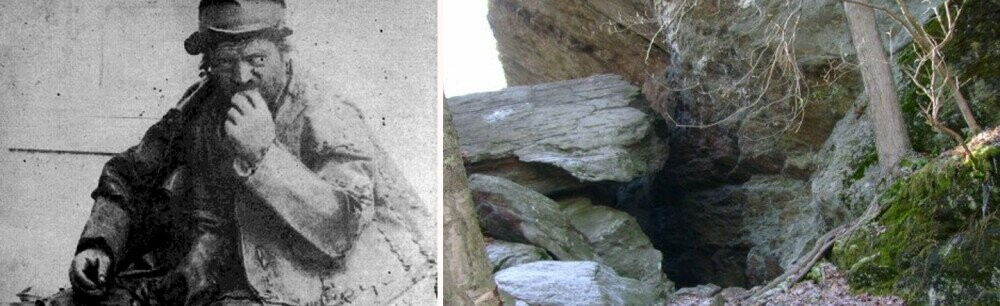 For 50 Years A Silent Leather-Clad Hobo Walked The Same Mysterious Route