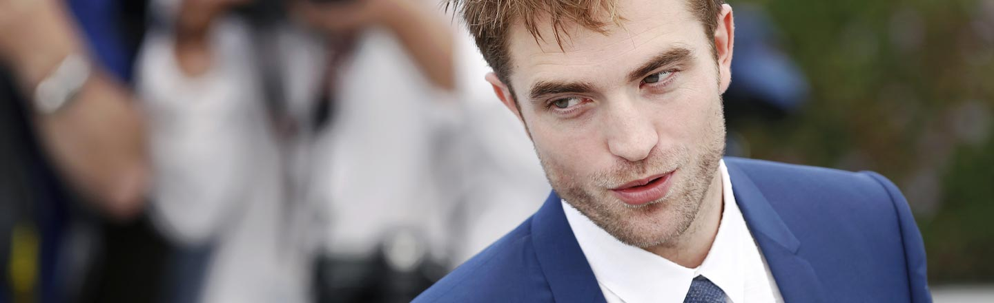 6 Baffling Robert Pattinson Stories That Raise More Questions Than Answers