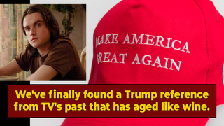 Did AJ On 'The Sopranos' Go Work For Trump?