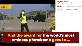 Myanmar's Military Coup is An Accidental Backdrop In PE Teacher's Viral Dance Video