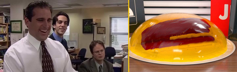 Jell-O Celebrates 'The Office's' 16th Birthday with Stapler Jello Prank Kit
