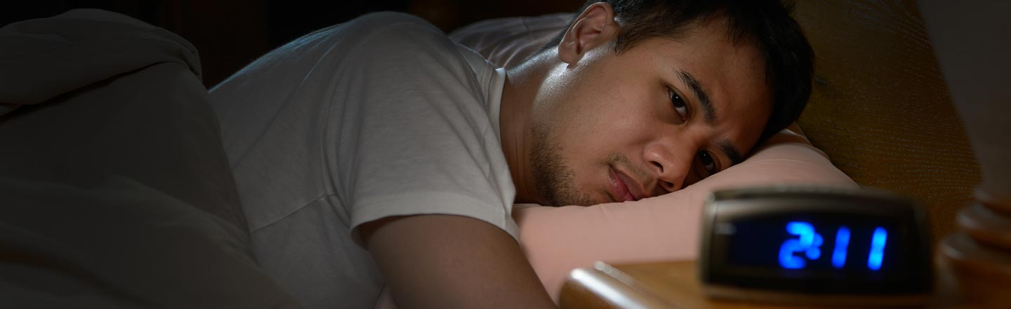The Bizarre, Terrifying Effects Of Sleep Deprivation