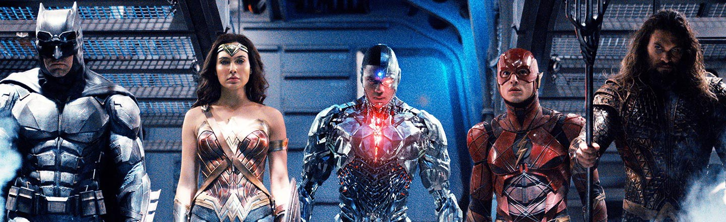 Justice League Proves DC Learned Nothing From Suicide Squad