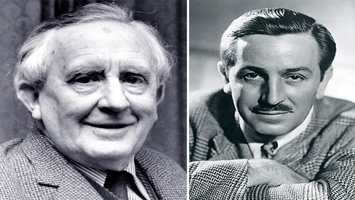 Tolkien Versus Disney, And More WTF Historical Feuds