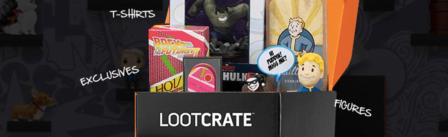Loot Crate Is Bankrupt, Can't Pay Employees Deadpool Merch