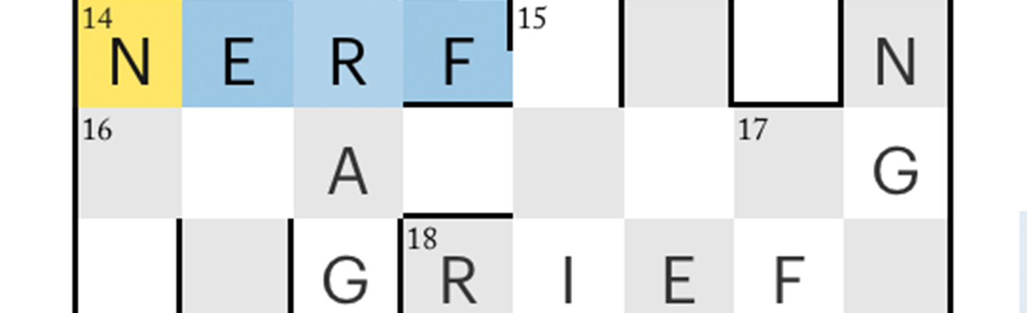 'The New Yorker' Crossword Puzzle Has Released A Co-Op Mode
