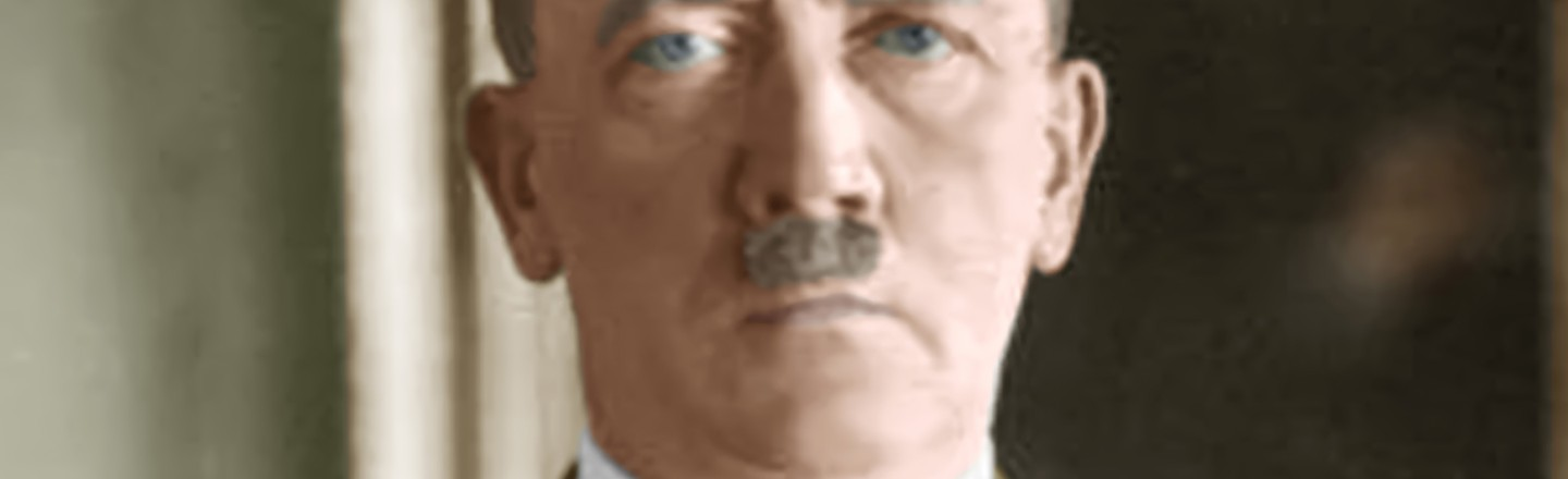 Everyone Wants to Take Credit For Hitler's Dumb Mustache
