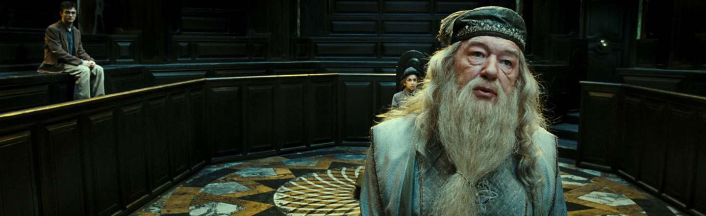 5 Horrifying Realities Of The 'Harry Potter' Government
