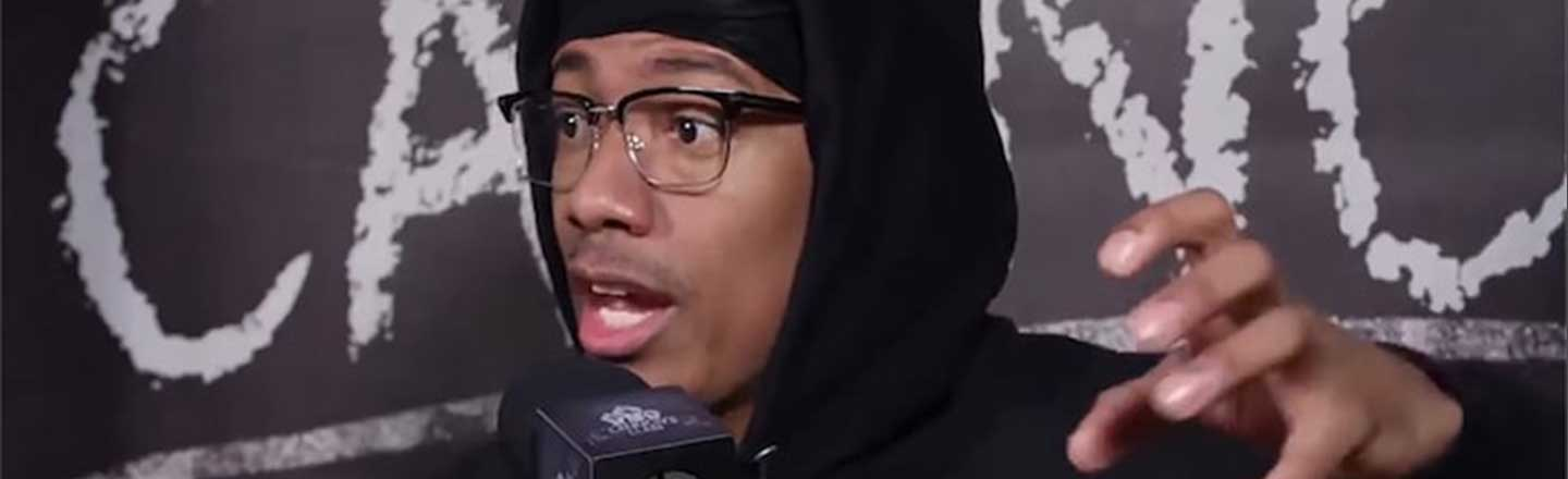 No One Has Ever Un-Apologized Harder Than Nick Cannon