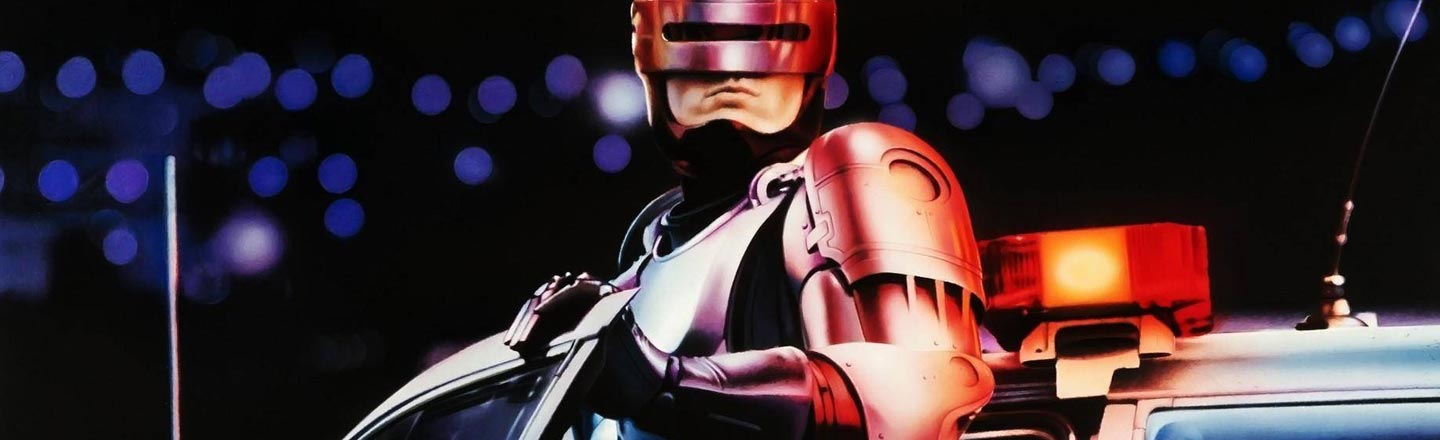 Why A Robot Police Force Is Going To Be So Incredibly Stupid