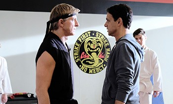 5 Lessons From 'Cobra Kai' About Reviving Old Properties | Johnny and Daniel in Cobra Kai