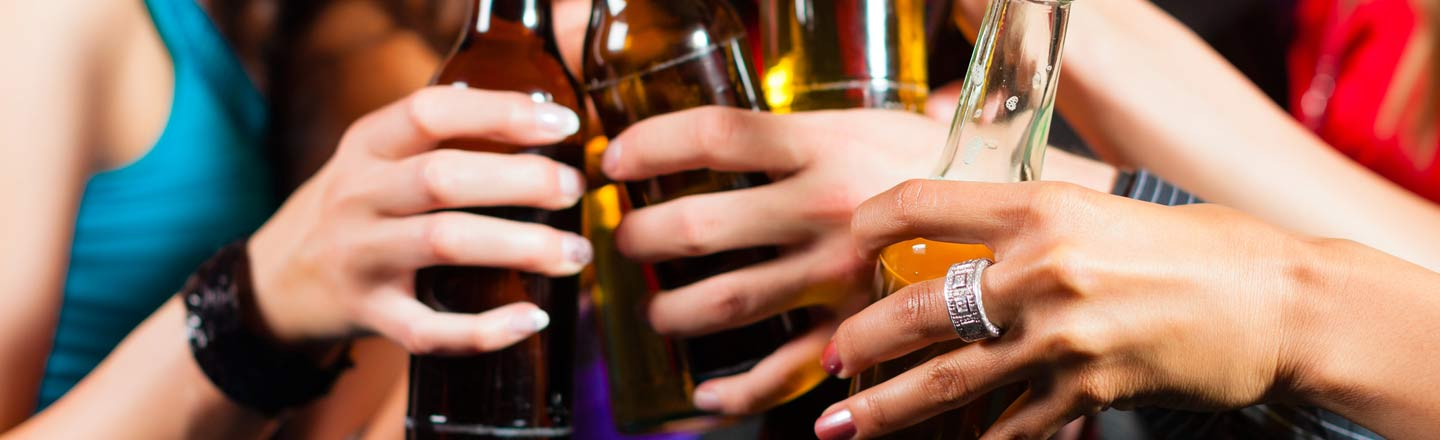 5 Drinking Breakthroughs That Mean You've Finally Grown Up