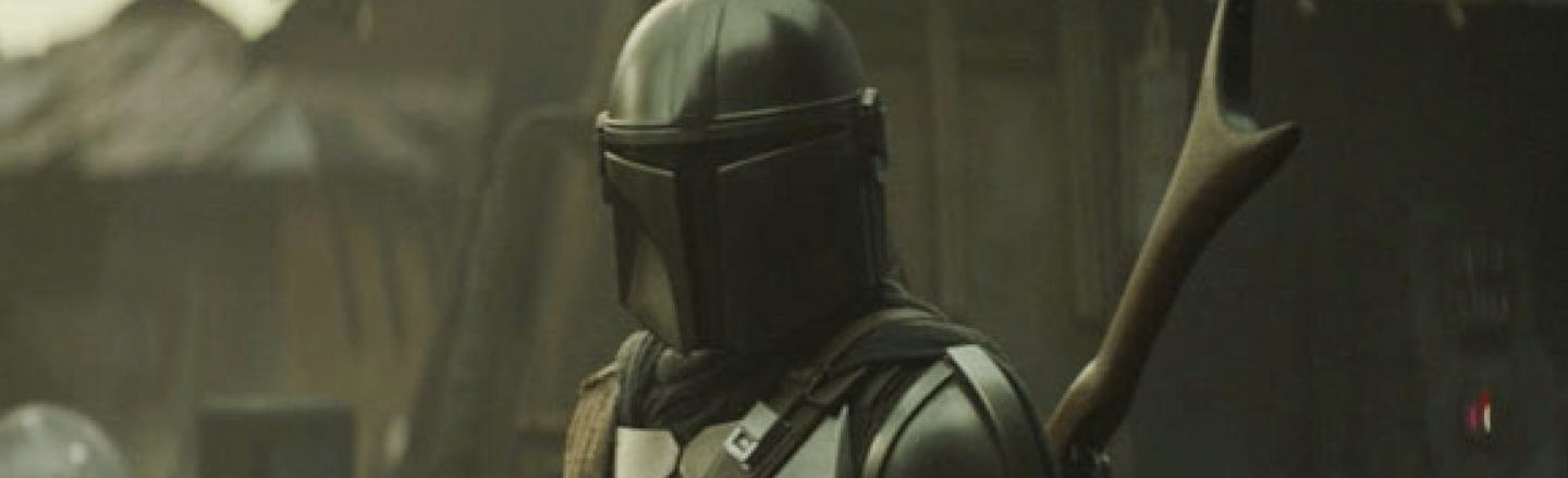 R.I.P. Jeans Guy From 'The Mandalorian'