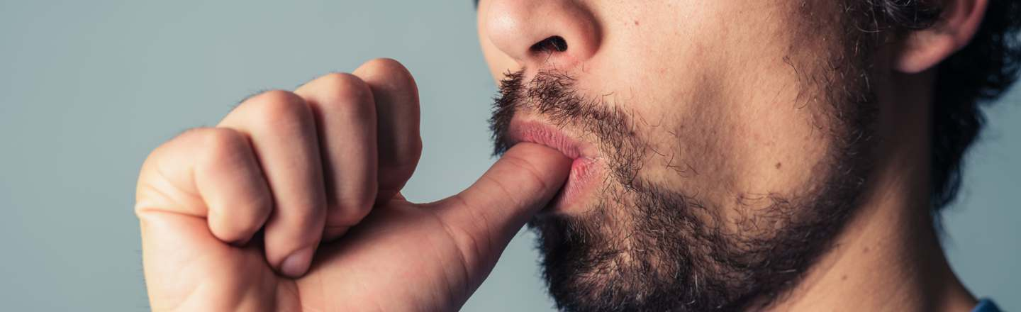 4 Surprising Realities Of Life As An Adult Thumb Sucker