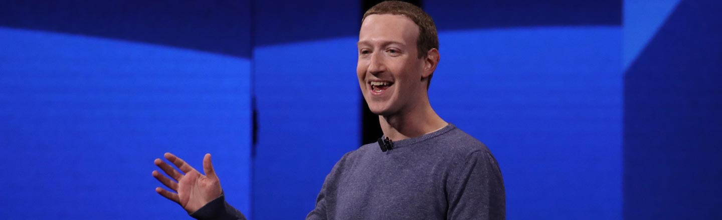 Fake Robot Mark Zuckerberg Is More Likable Than The Real One