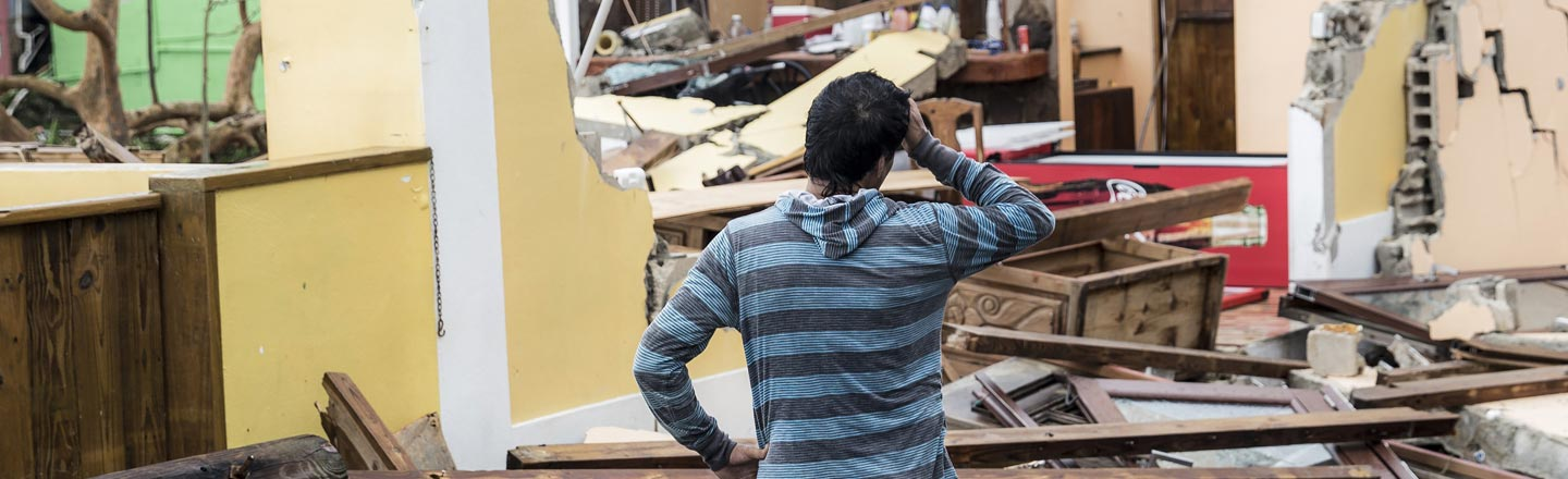 Puerto Rico's Been Totally Destroyed: Here's How To Help