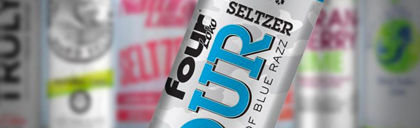 Four Loko Is Back As A Hard Seltzer To Make You Hate Water