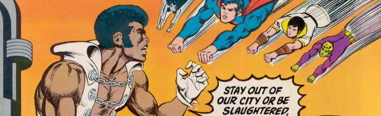 5 Stupid Times DC Managed To Suck At Black Superheroes
