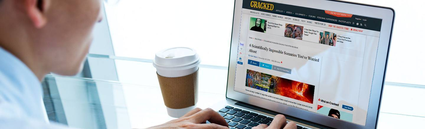 9 Things Readers Hate About Cracked (Explained)