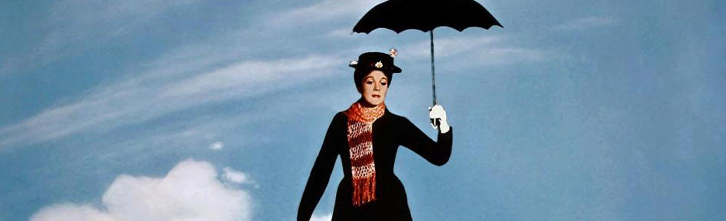 Mary Poppins Was Always A Jerk, Here's The Proof