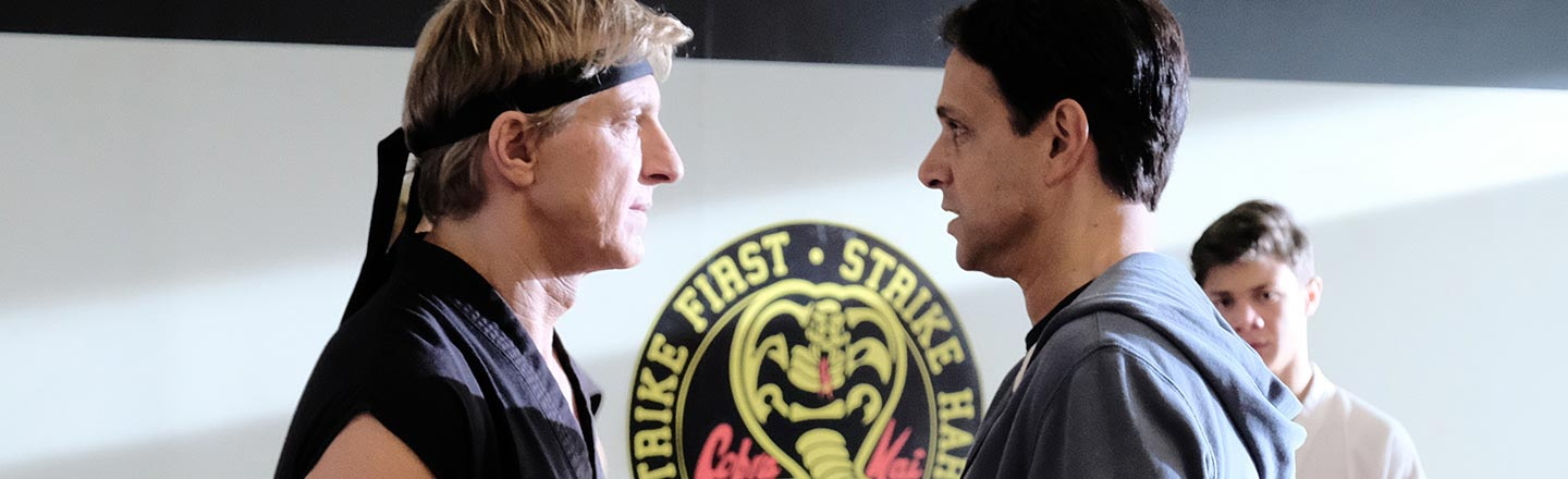 5 Lessons From 'Cobra Kai' About Reviving Old Properties