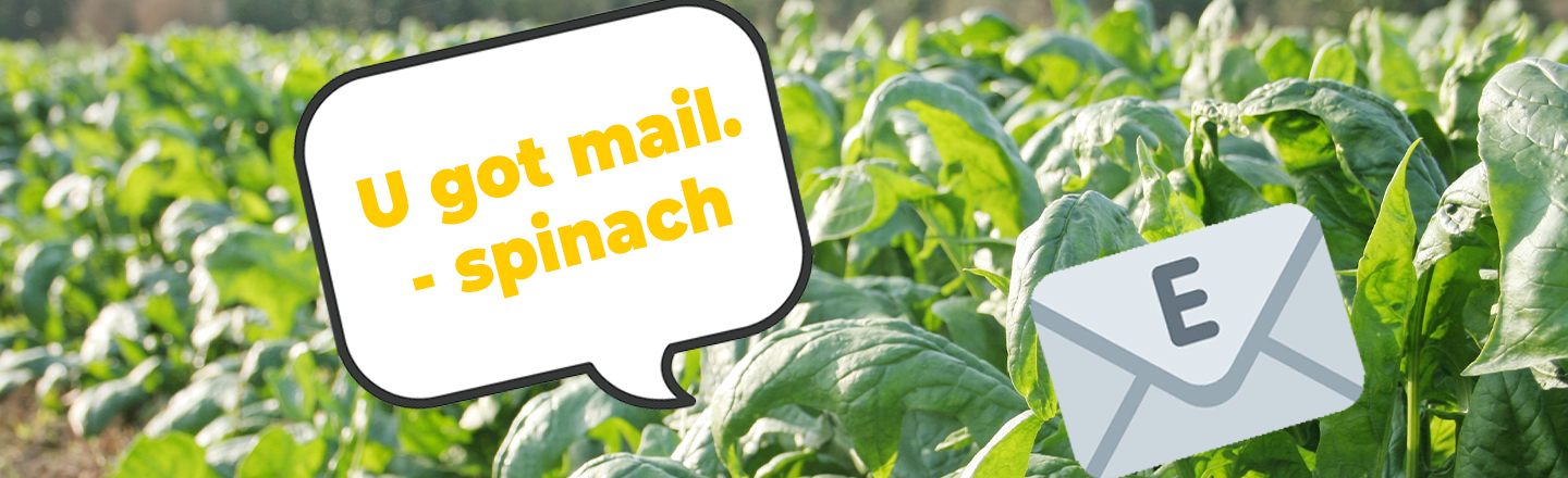 Spinach Can Now Send Emails, NewsLETTUCErs to Scientists