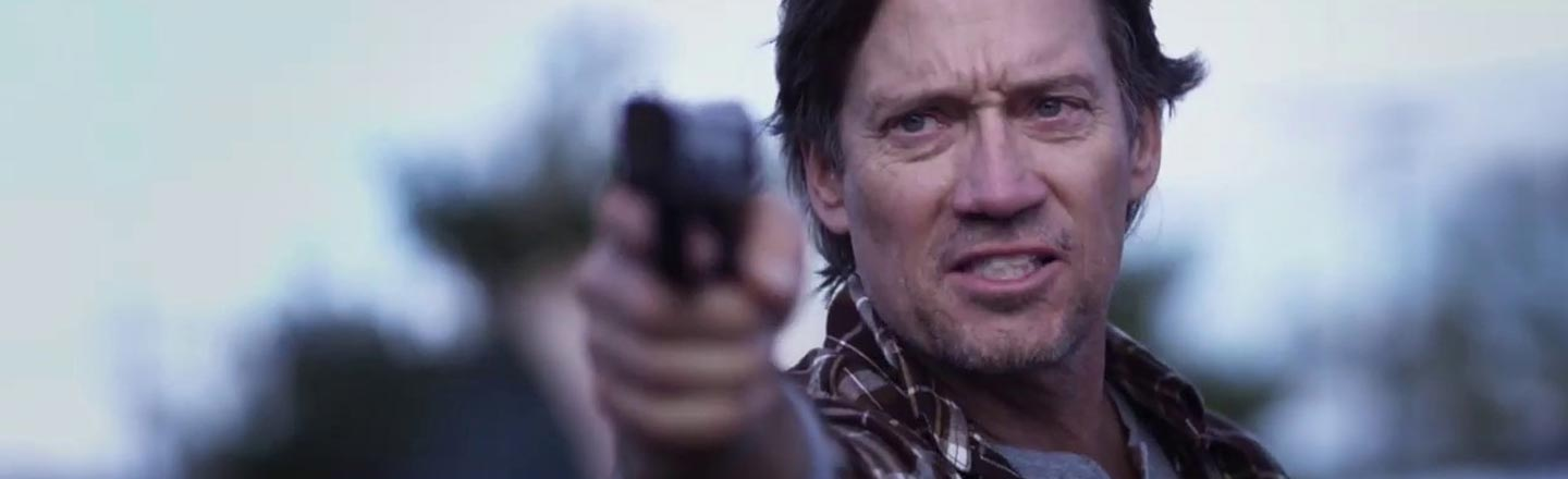 Kevin Sorbo And God Save The 2nd Amendment In 'The Reliant'