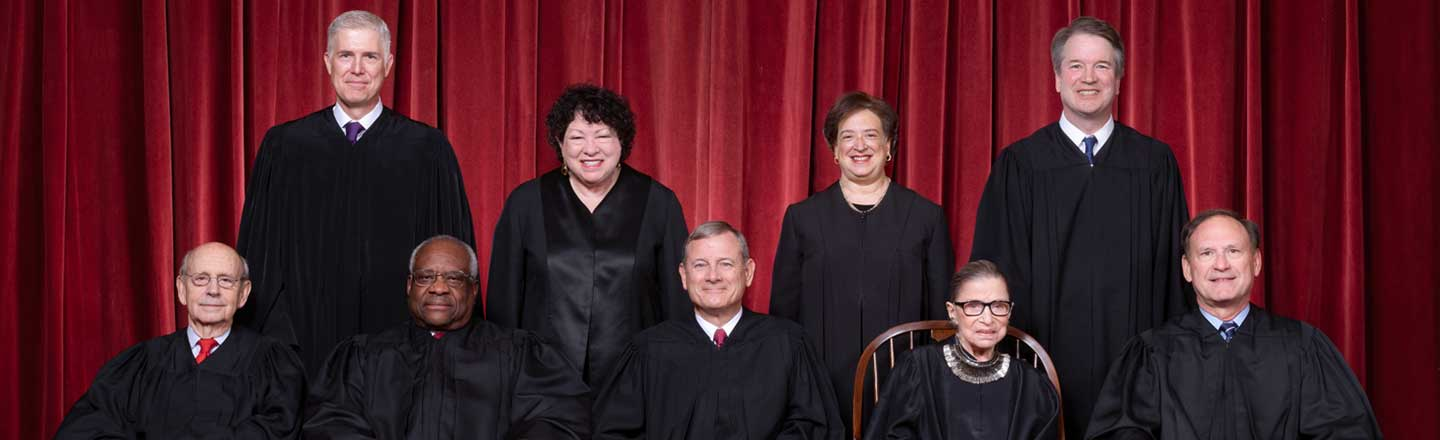 Georgia Puts Its Own Laws Behind A Paywall, Supreme Court Says Shut Up
