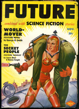 4 Things Science Fiction Needs to Bring Back