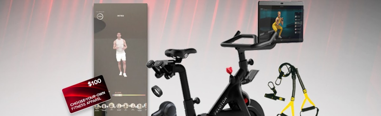 Why Buy A Peloton When You Can Win One?